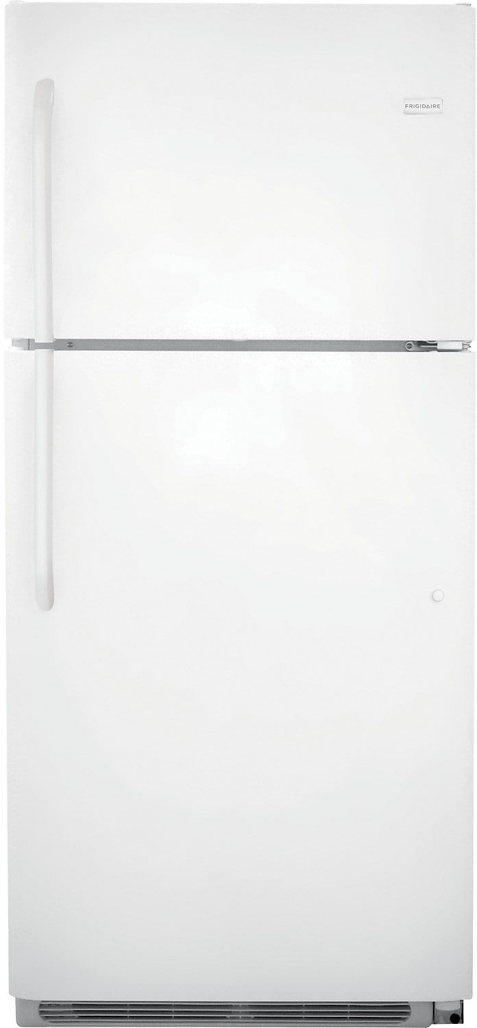Refrigerators and Freezers - Frigidaire 20.5 Cu. Ft. Top-Freezer Refrigerator – White