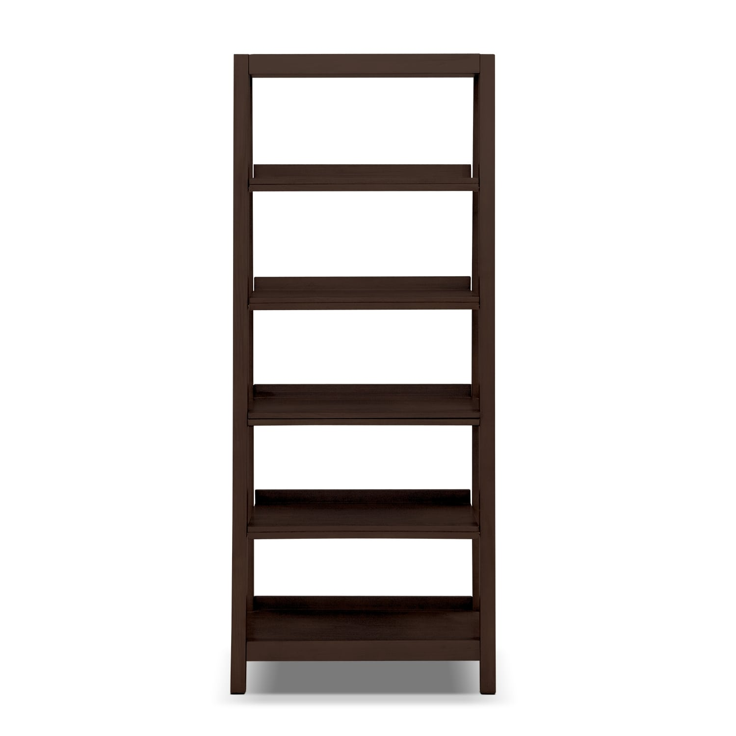 Camryn Bookcase W Pull Out Shelves Value City Furniture