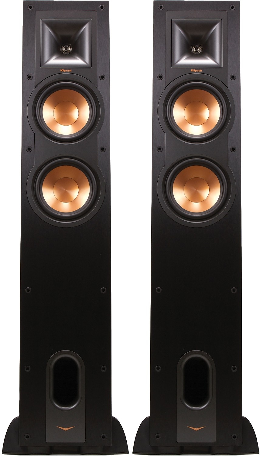 Sound Systems - Klipsch Tower Speakers, Set of 2 – 39""