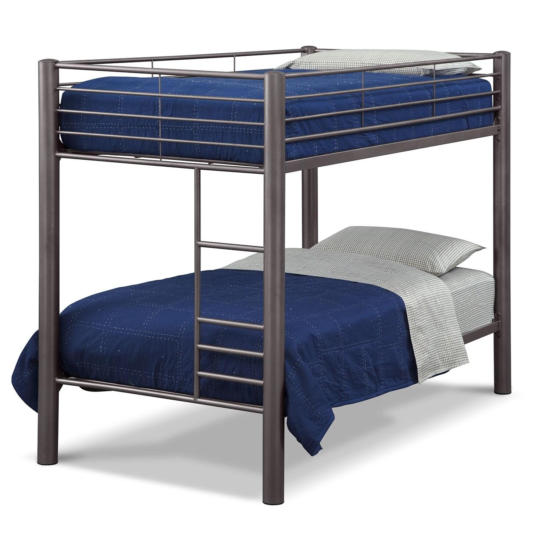 [Combi II Full Bunk Bed]