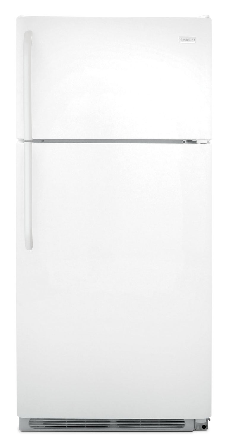 Frigidaire White Top-Freezer Refrigerator (18 Cu. Ft.) - FFHT1831QP
