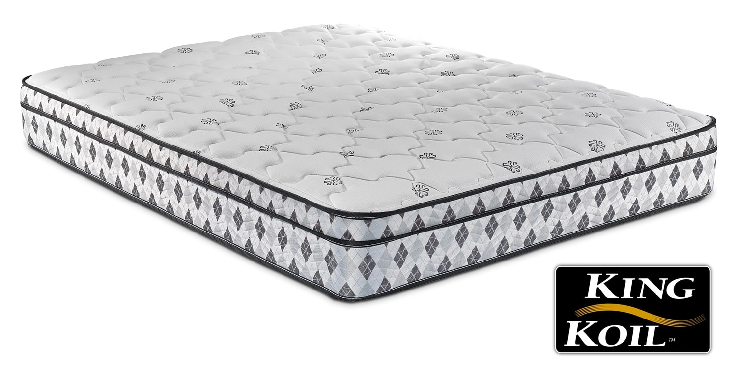 Mattresses and Bedding - King Koil Silent Night Twin Mattress