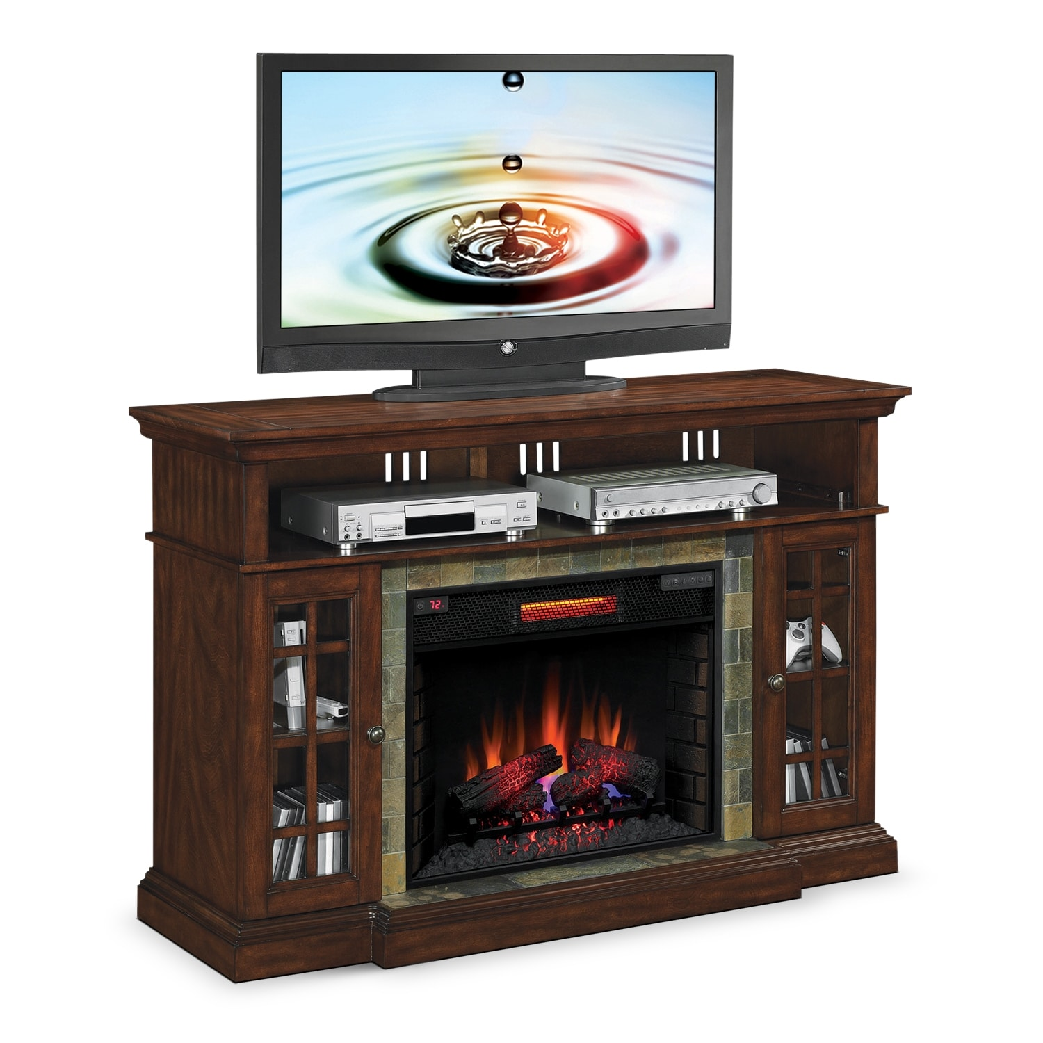 Lakeland Entertainment Wall Units Fireplace Tv Stand Value City Wall Unit Entertainment Center