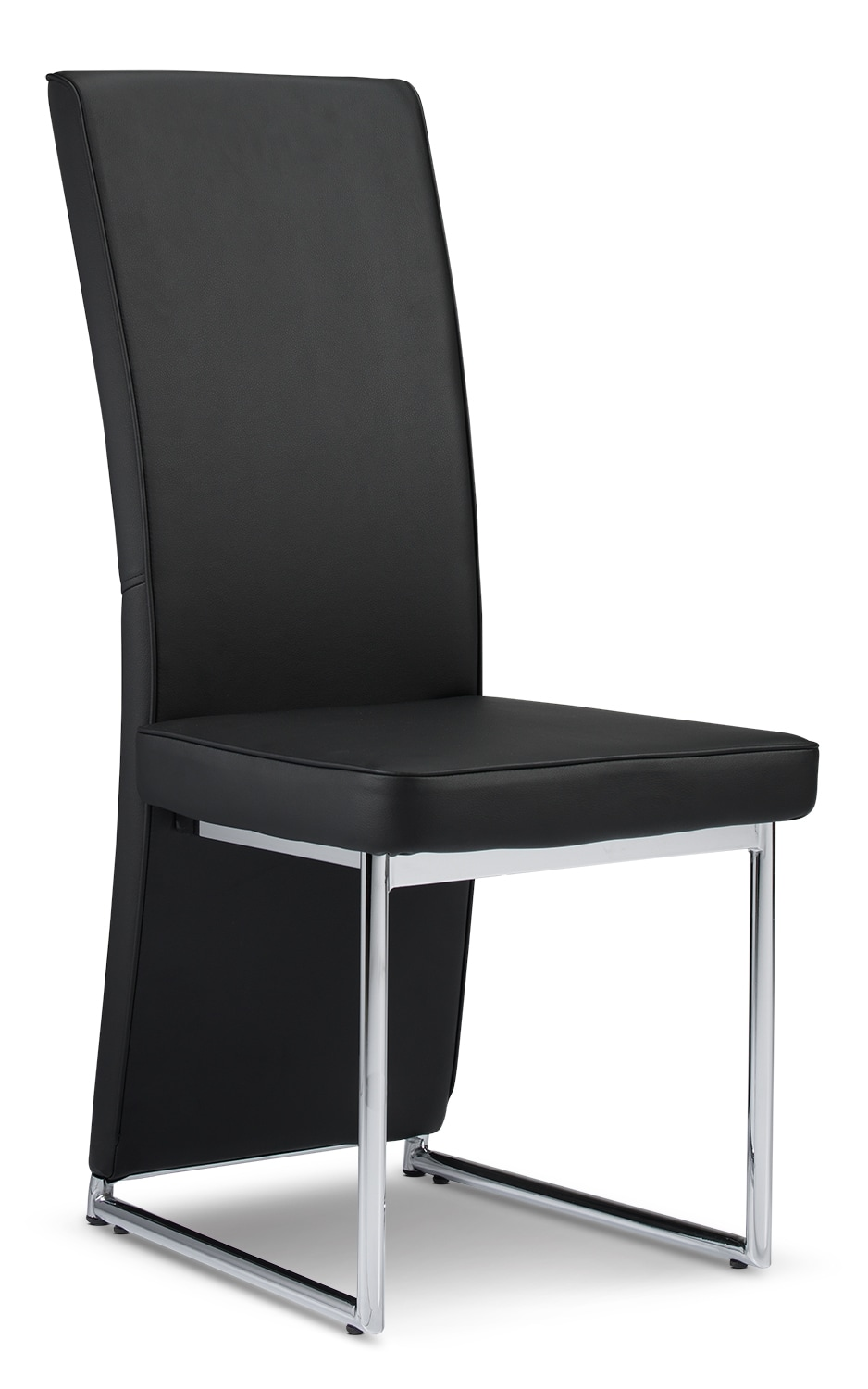 Dining Room Furniture - Bleecker Side Chair - Black