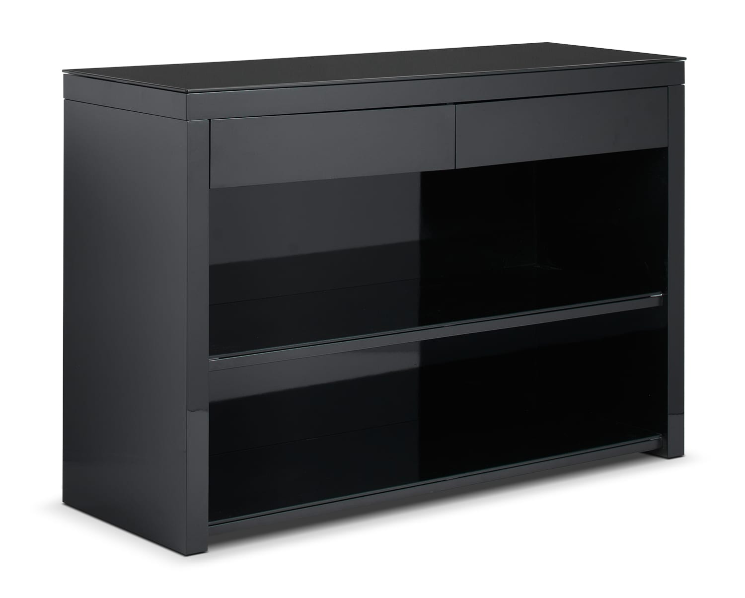Dining Room Furniture - Bleecker Server - Black