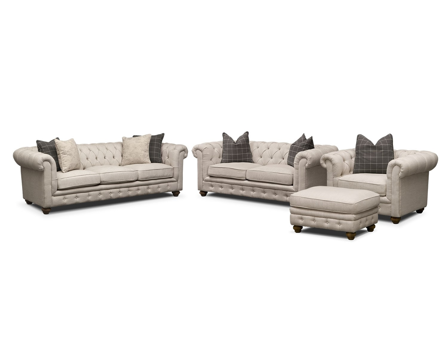 [The Madeline Beige Living Room Collection]