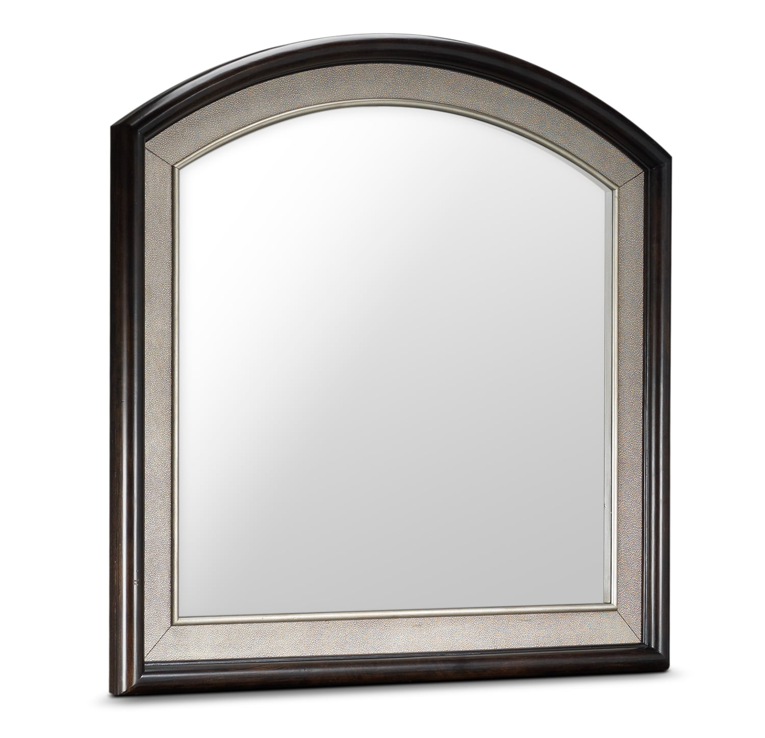Bedroom Furniture - Glamour Mirror - Coffee Bean