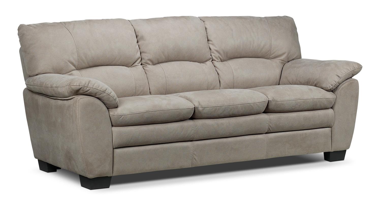 Kelleher Silver Grey Sofa
