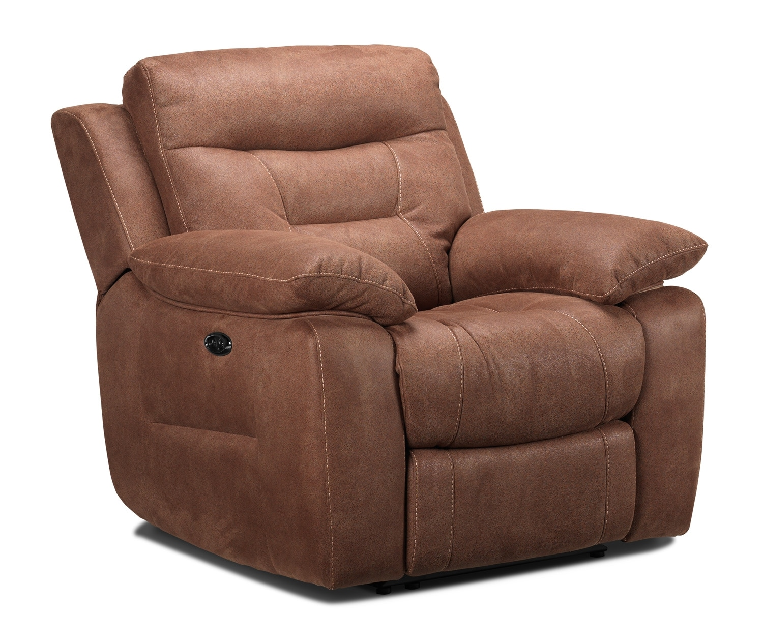 Collins Power Recliner - Hazelnut