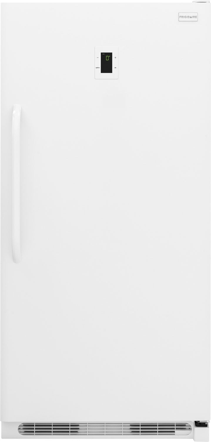Refrigerators and Freezers - Frigidaire 20.5 Cu. Ft. Upright Frost-Free Freezer - White