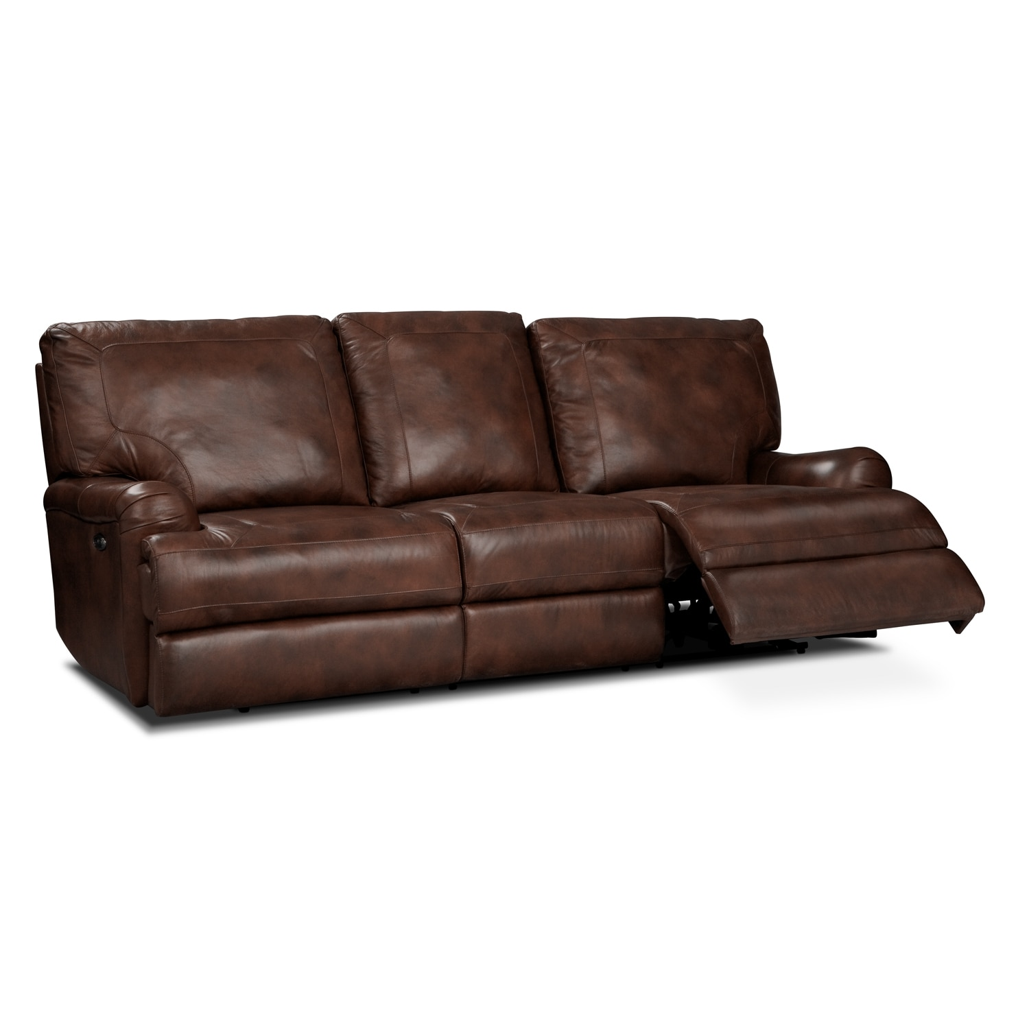 Kingsway Leather Power Reclining Sofa Value City Furniture : 360873 from valuecityfurniture.com size 1500 x 1500 jpeg 414kB