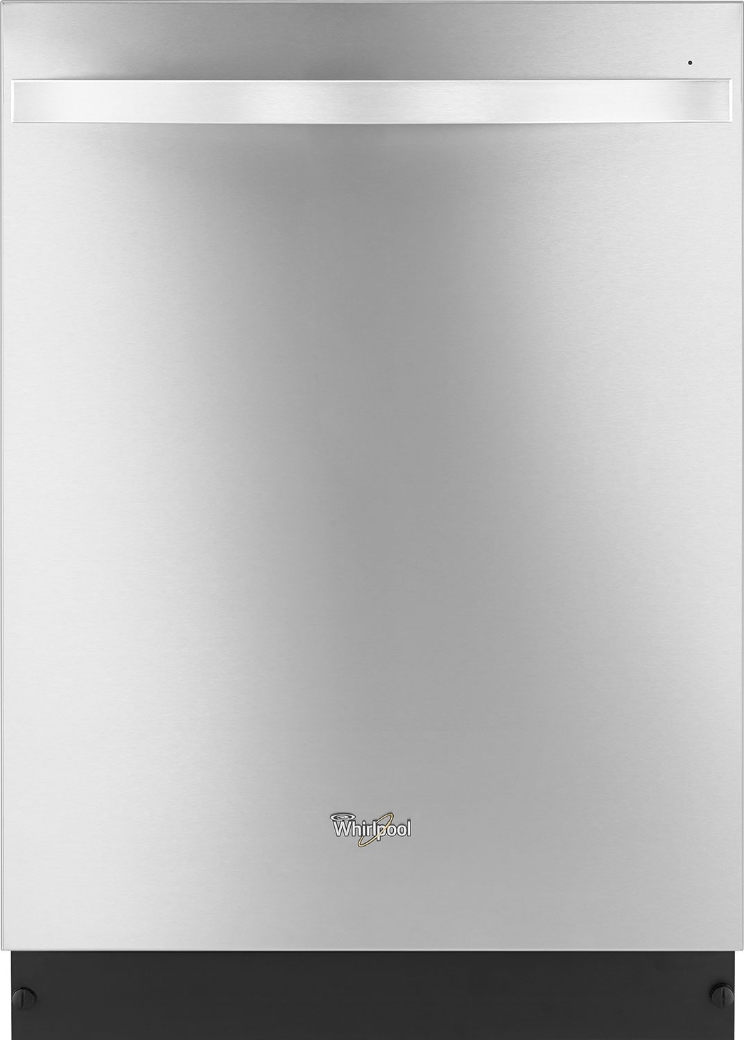 Clean-Up - Whirlpool Gold® Built-In Dishwasher with TotalCoverage Spray Arm – Stainless Steel