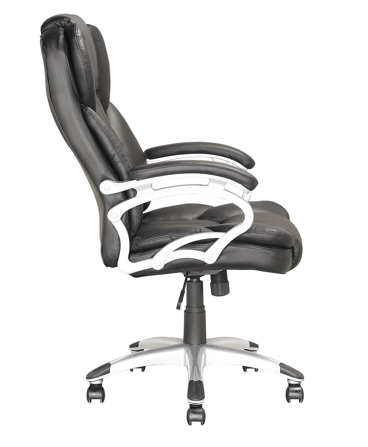 miami foam padded leatherette executive office chair united