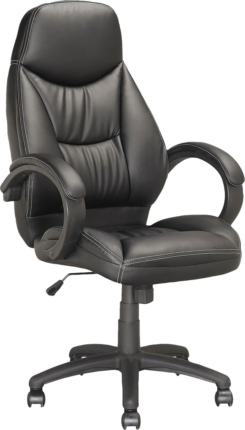 Mesa Foam-Padded Leatherette Executive Office Chair