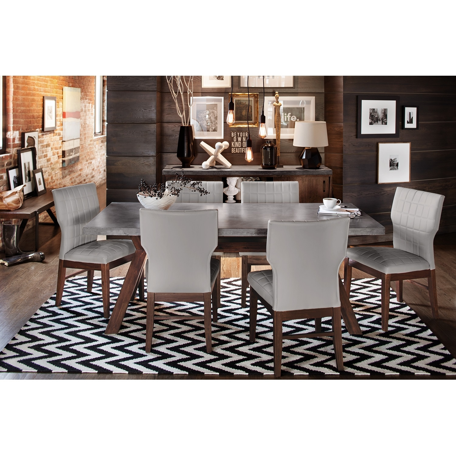 dining room furniture mercer ii chair