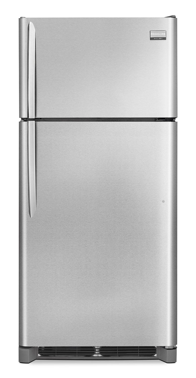 Refrigerators and Freezers - Frigidaire Gallery Stainless Steel Top-Freezer Refrigerator (18.3 Cu. Ft.) - FGTR1845QF