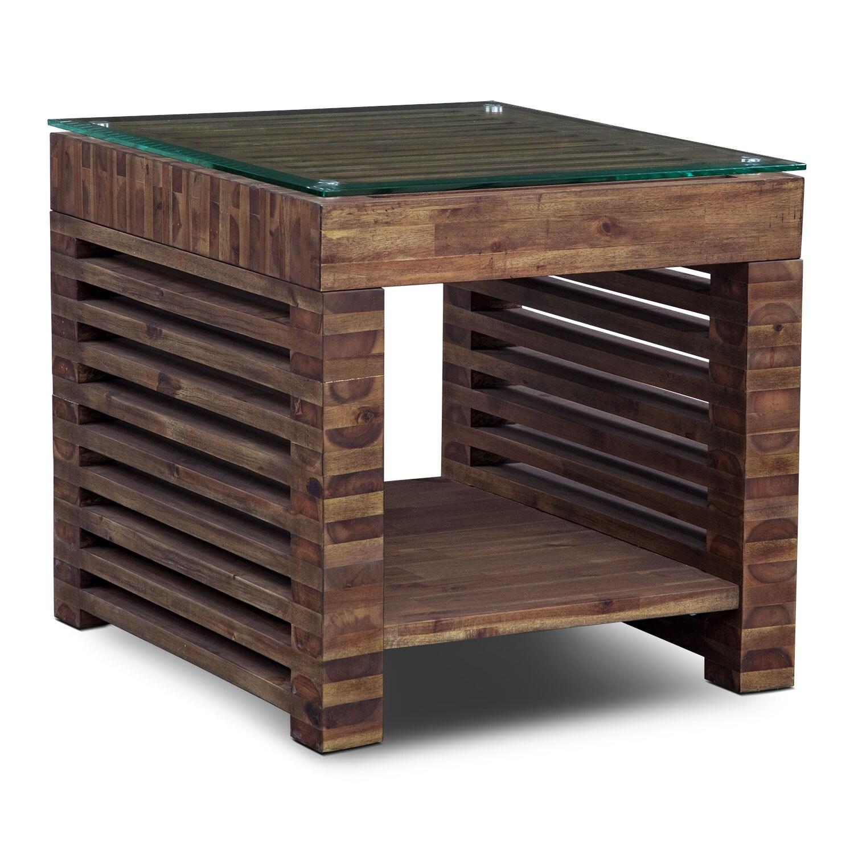 [Braxton End Table]