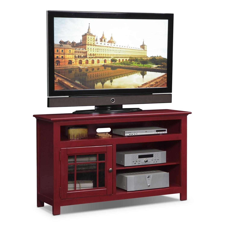 merrick 54 quot tv stand value city furniture