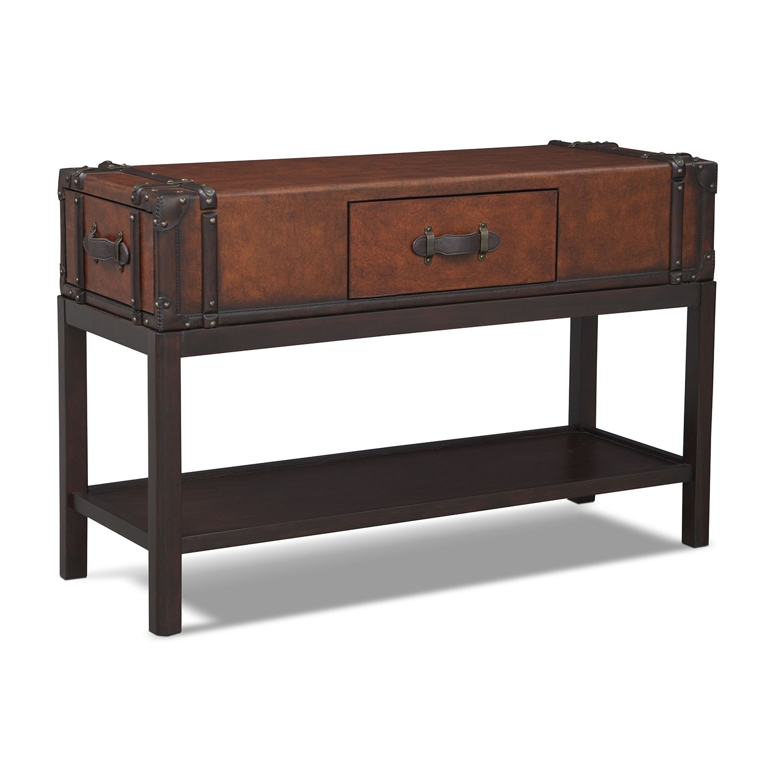 [Expedition Sofa Table]