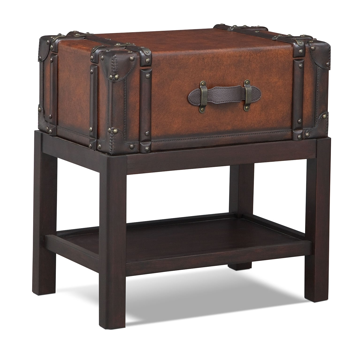 [Expedition Chairside Table]