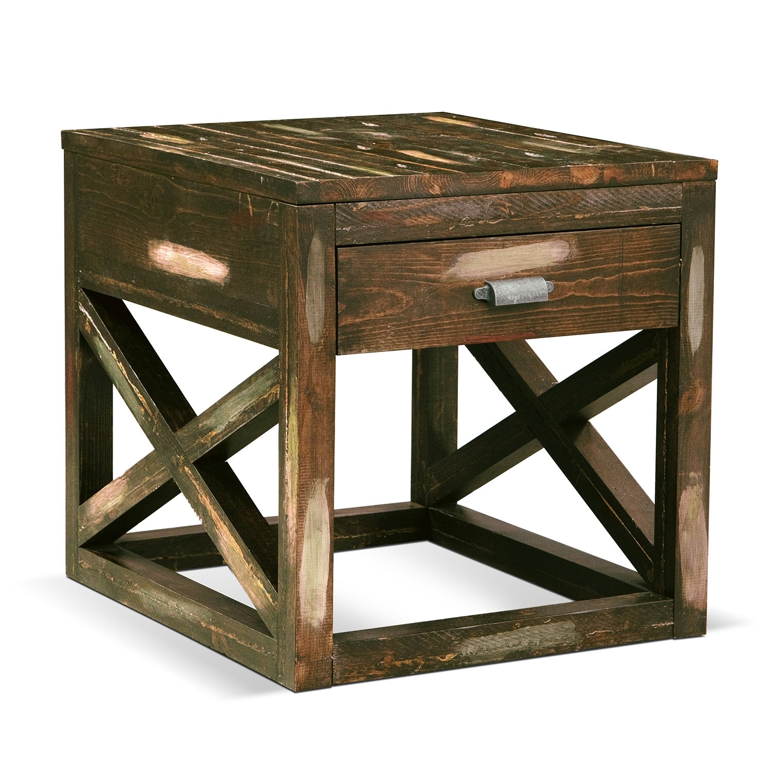 [Monterey End Table]
