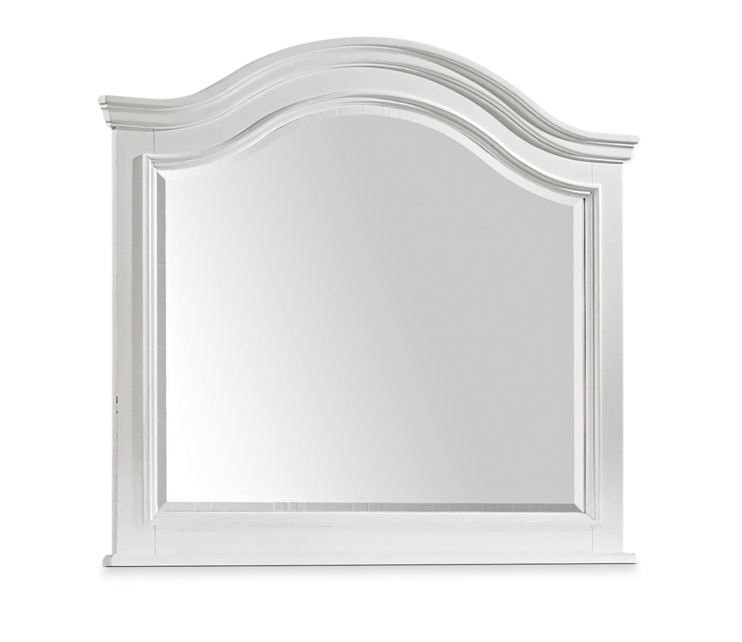 Bedroom Furniture - Cameron Mirror - White