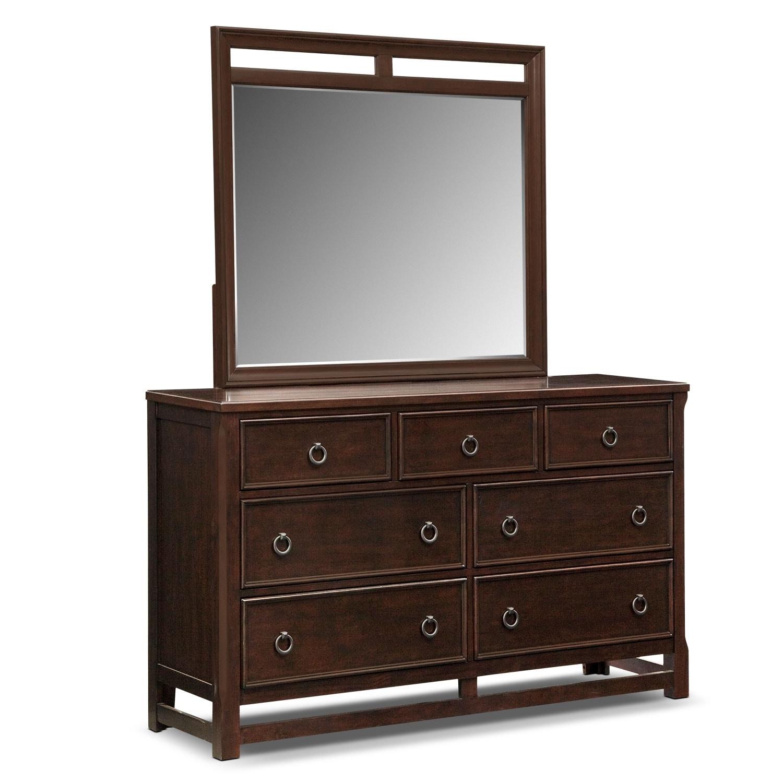[Jubilee Dresser & Mirror]