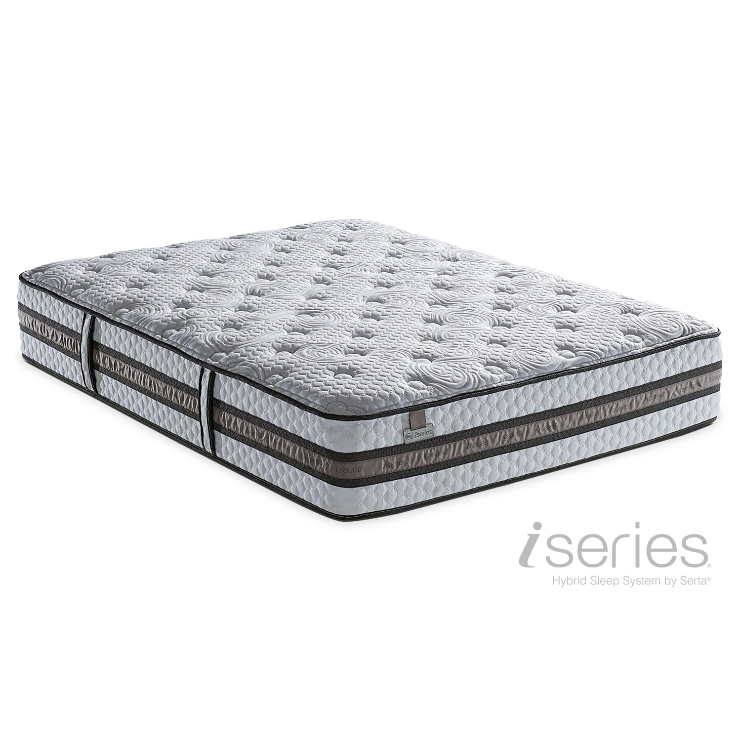 [iSeries Vantage Plush King Mattress]