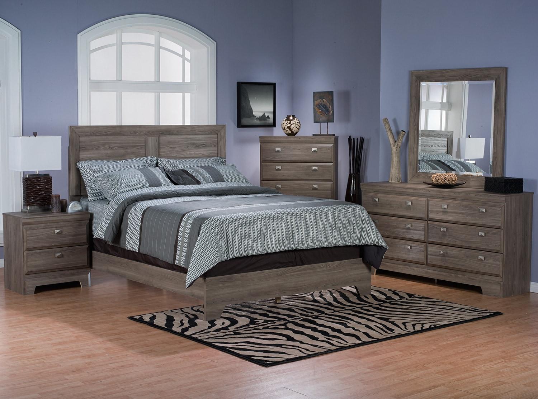 Bedroom furniture package deals bedroom furniture yorkdale for Budget bedroom furniture perth