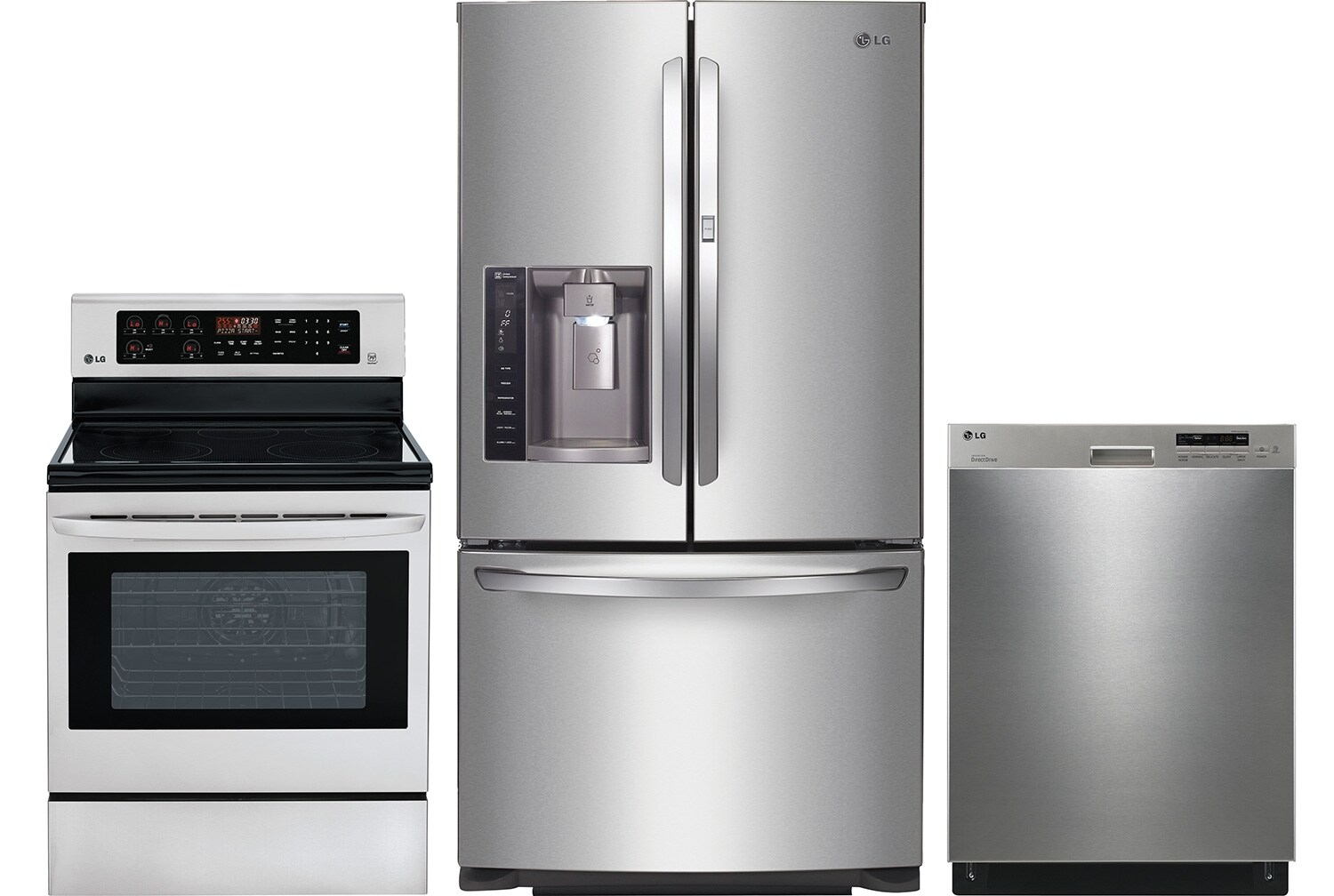 LG 300005 Kitchen Package Collection