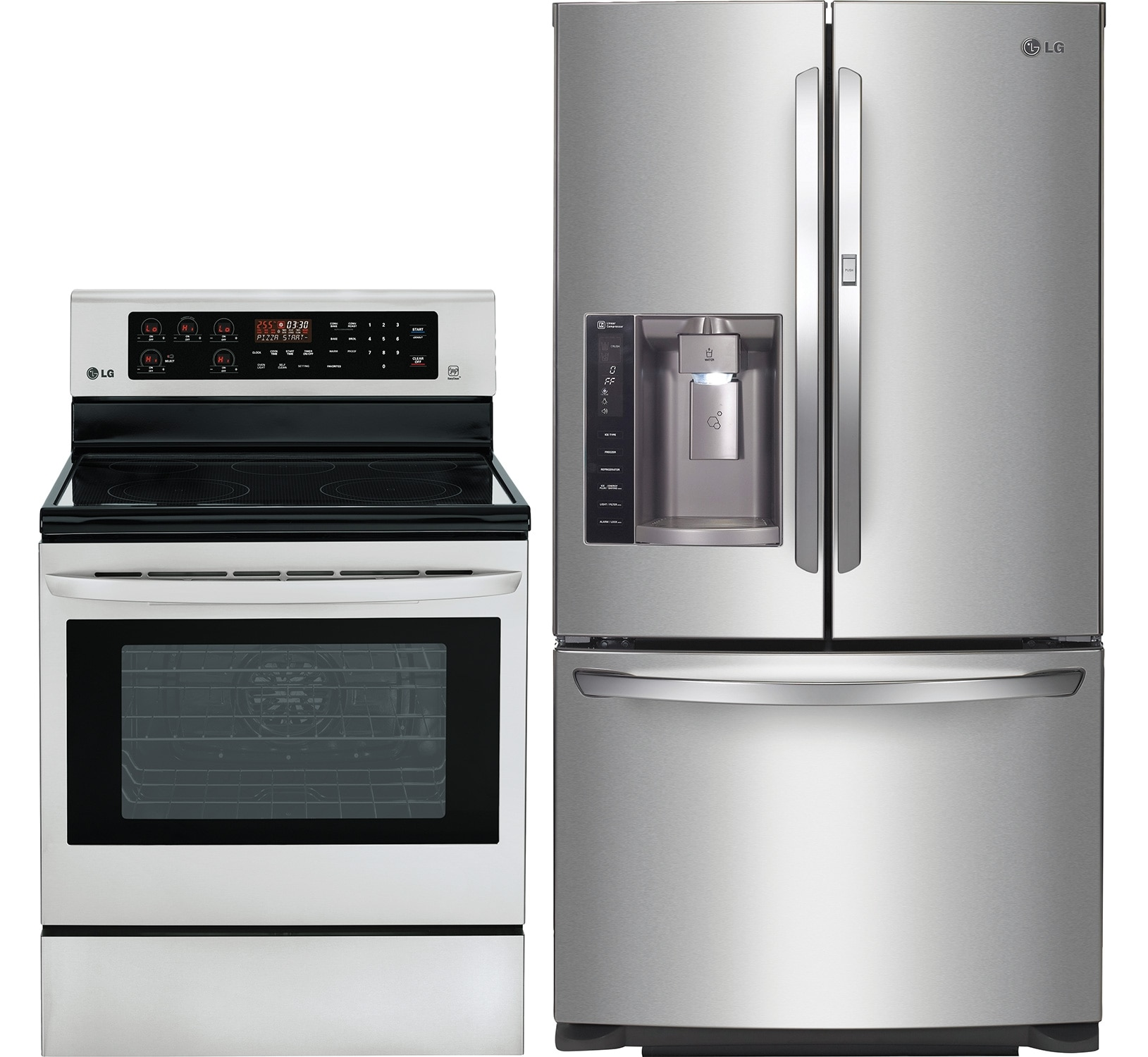 LG 200004 Kitchen Package Collection
