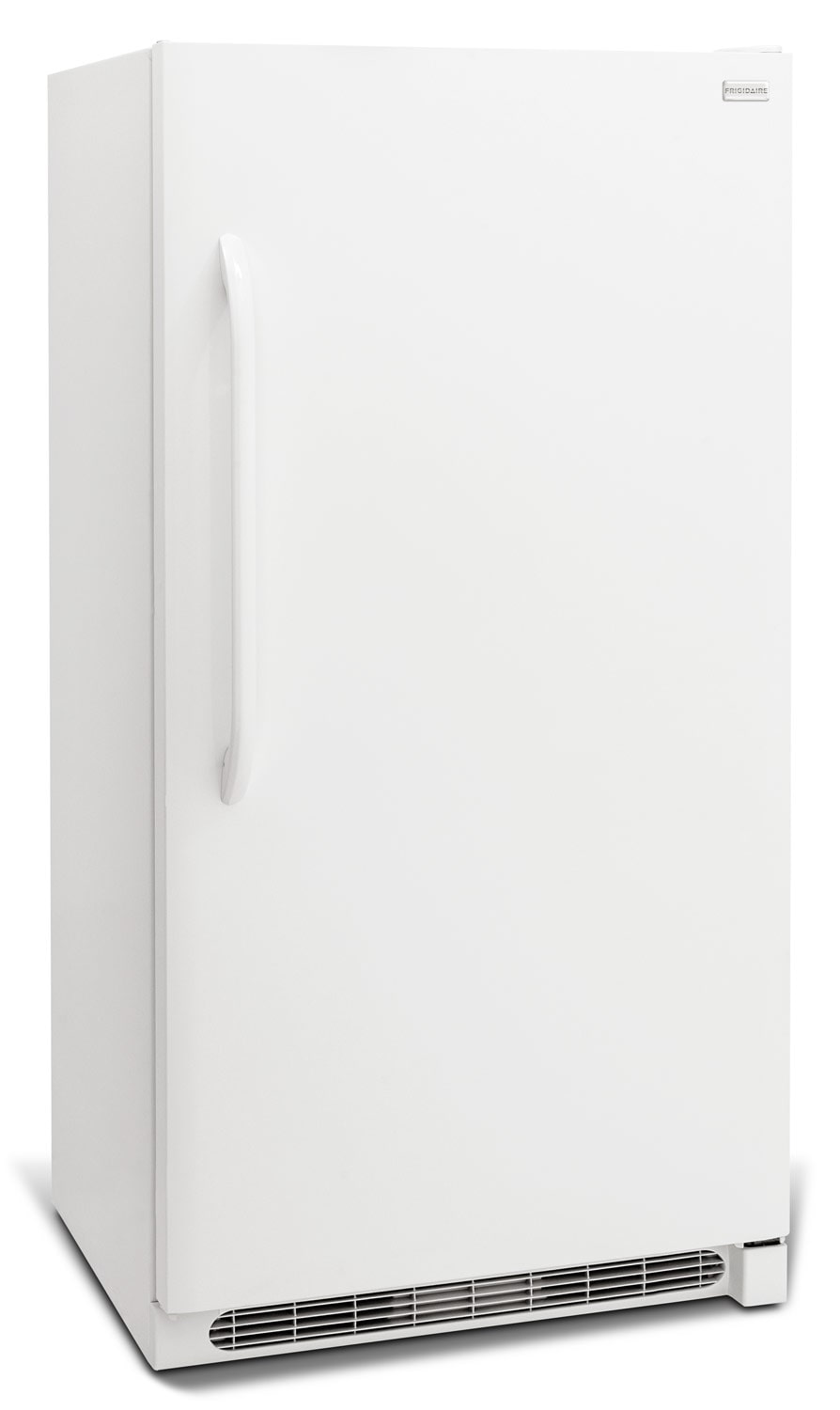 Refrigerators and Freezers - Frigidaire White Upright Freezer (16.9 Cu. Ft.) - FFVU17F4QW