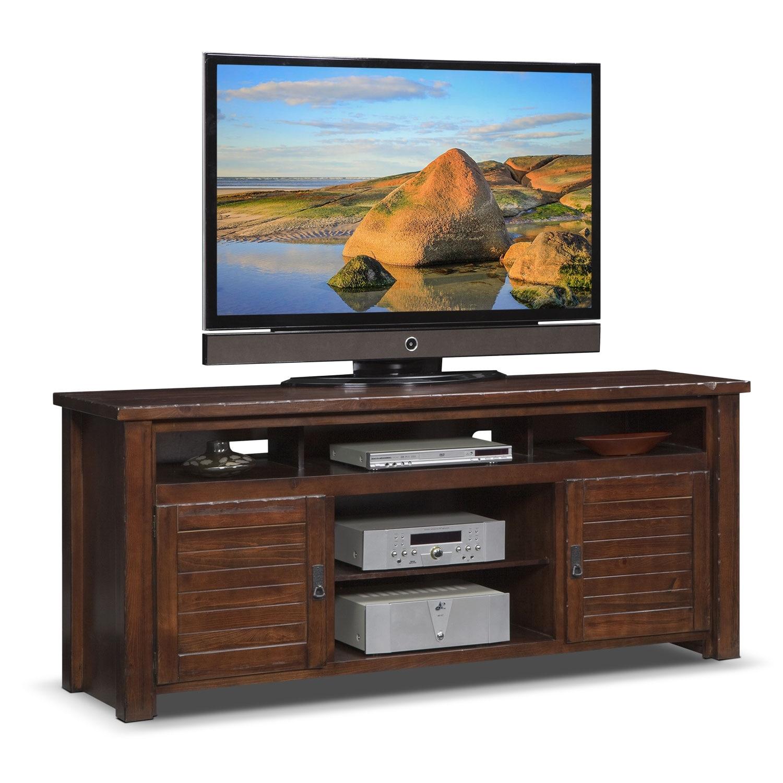 """[Prairie 74"""" TV Stand]"""