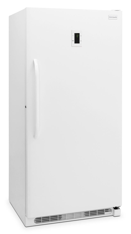 Refrigerators and Freezers - Frigidaire Upright Freezer (20.2 Cu. Ft.) FFFH21F6QW