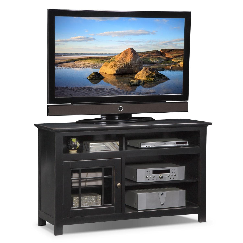 """[Merrick Black 54"""" TV Stand]"""