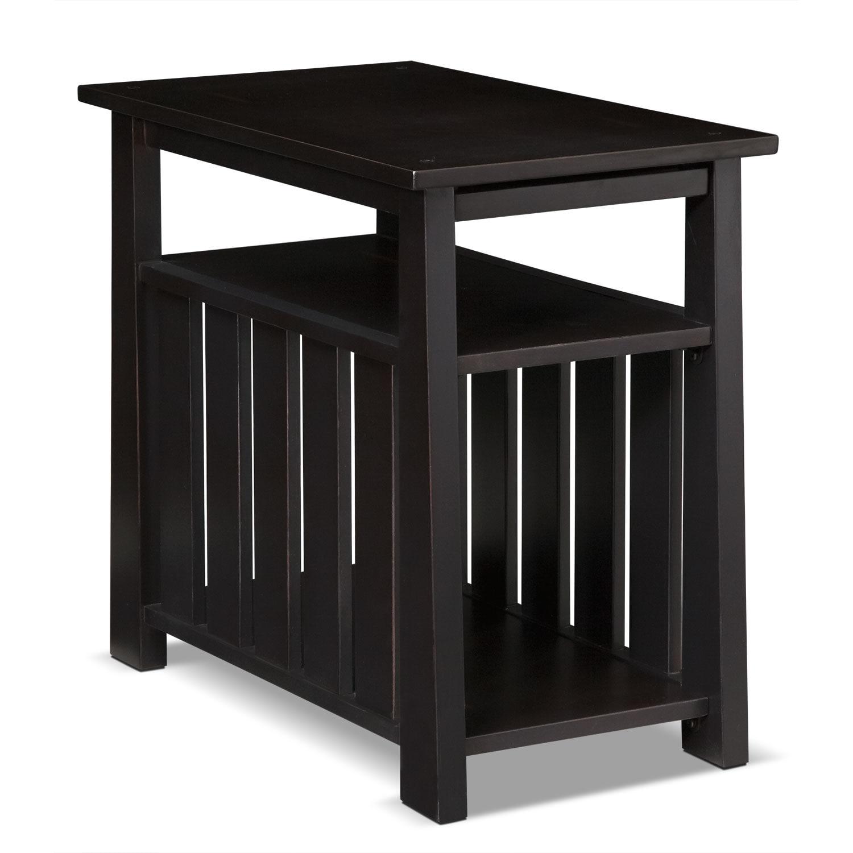 [Tribute II Chairside Table]