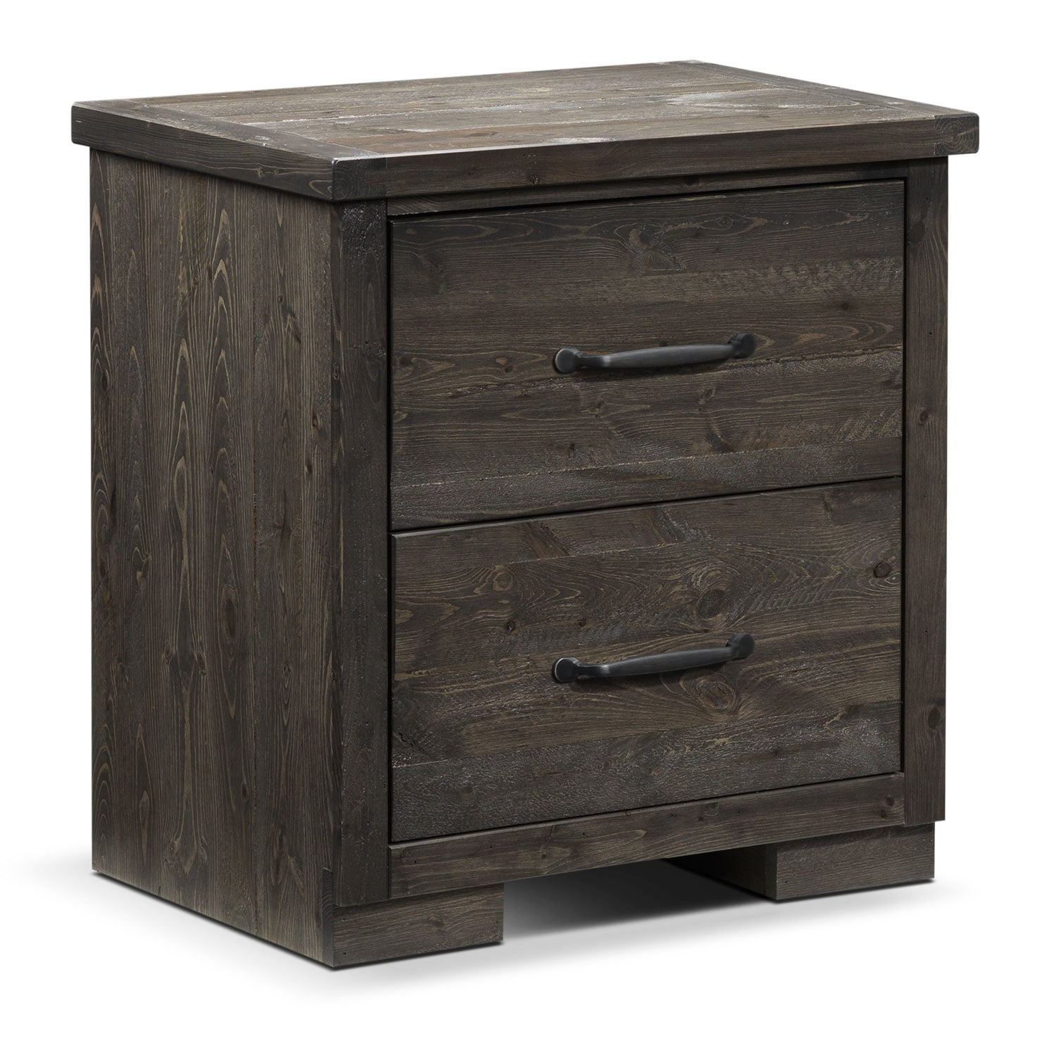 Pine Ridge Night Table - Slate