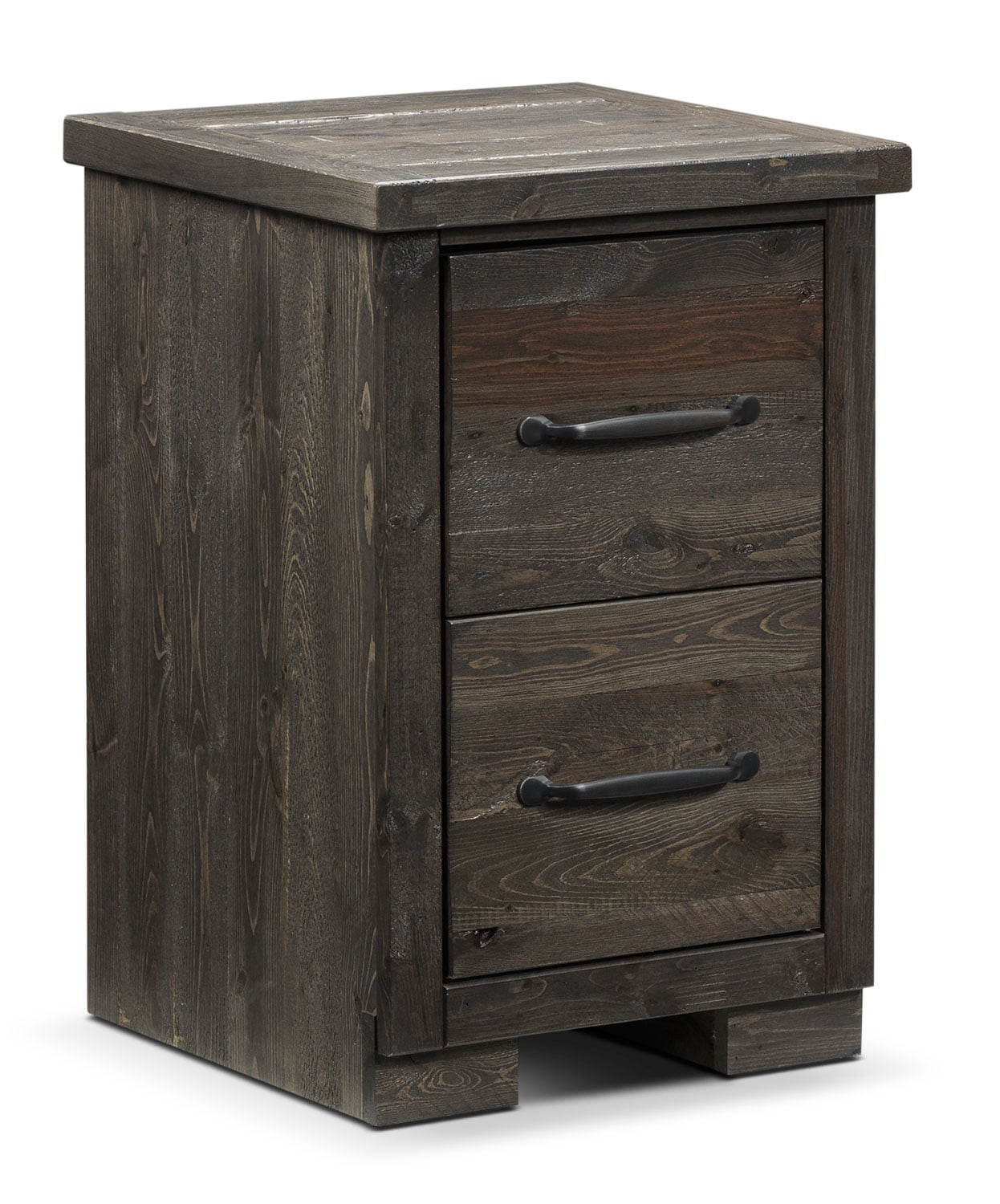 Bedroom Furniture - Pine Ridge 18-inch Night Table - Slate