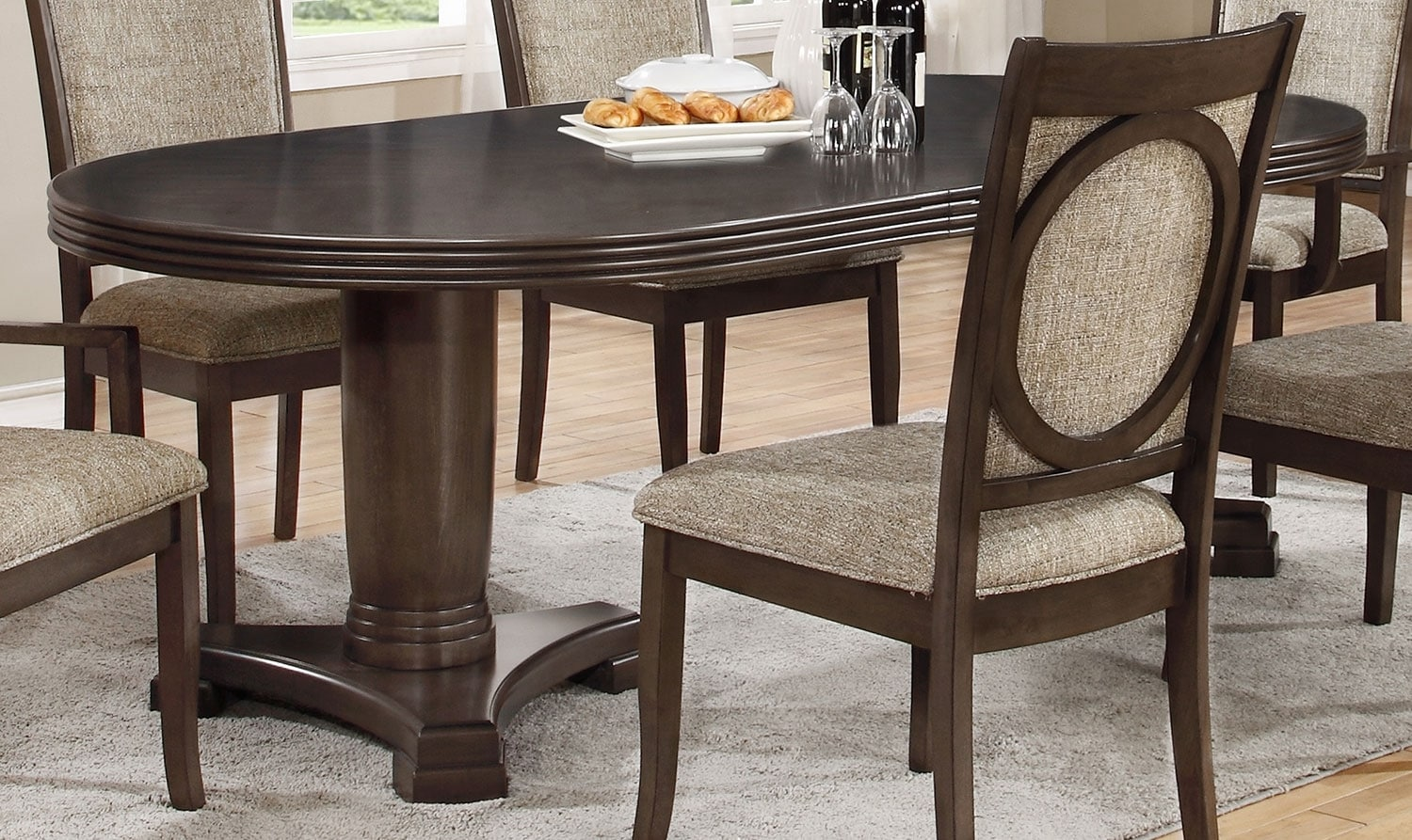 Dining Room Furniture - Beaumont Dining Table