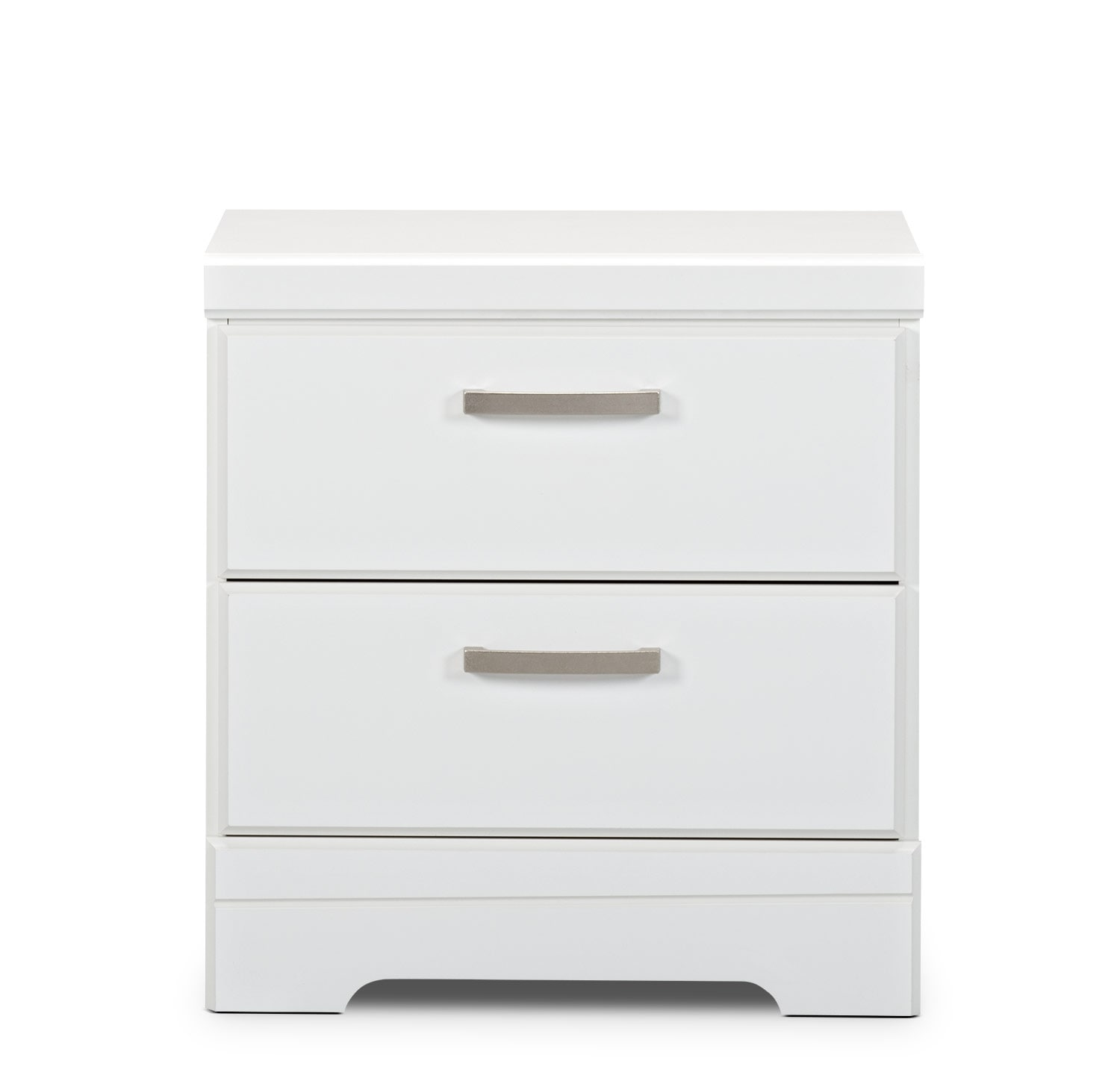 Bedroom Furniture - Bianco Nightstand