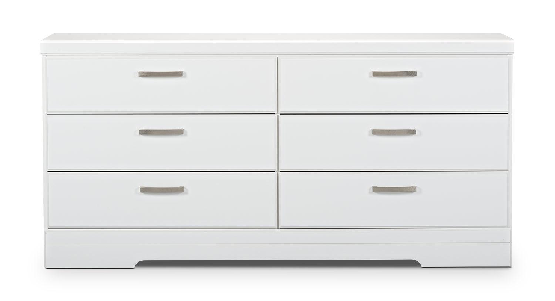 Bedroom Furniture - Bianco Dresser
