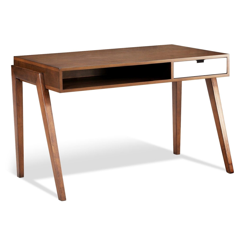 Bradford Desk Walnut