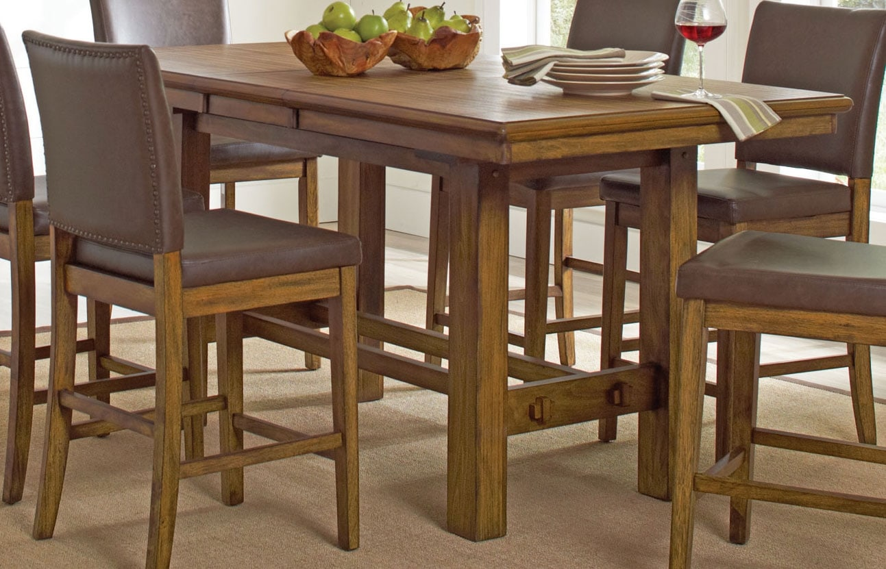 Dining Room Furniture - Aiko Counter-Height Dining Table