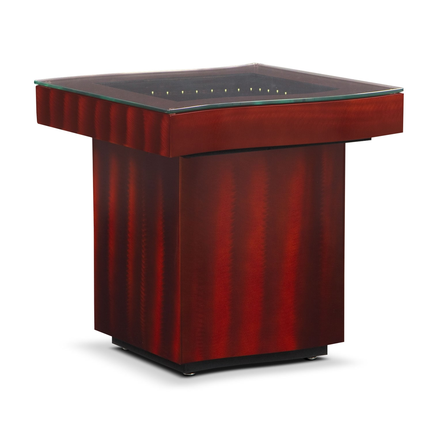 [Wave End Table]