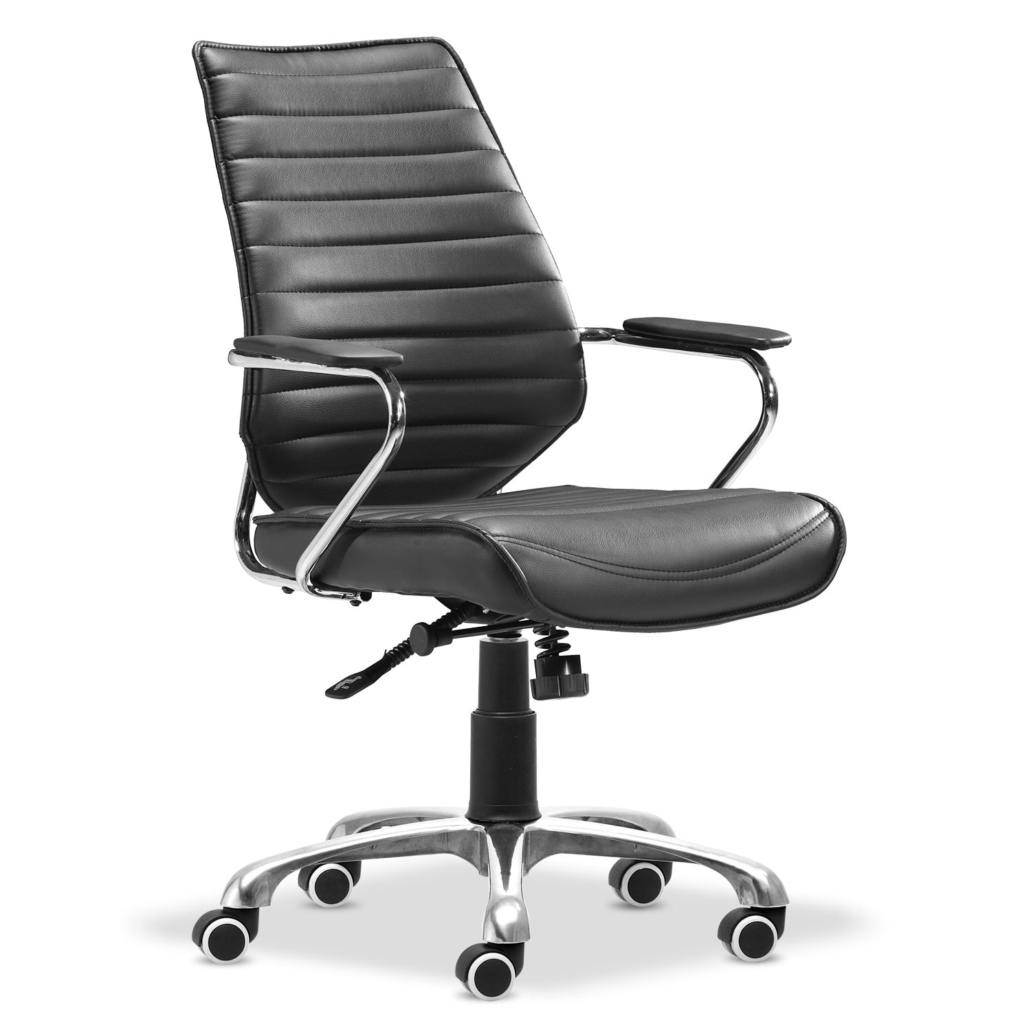 [Graham Office Arm Chair]