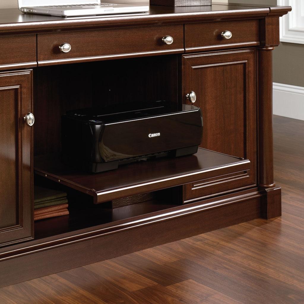 "Palladia 62"" Desk - Select Cherry | The Brick"