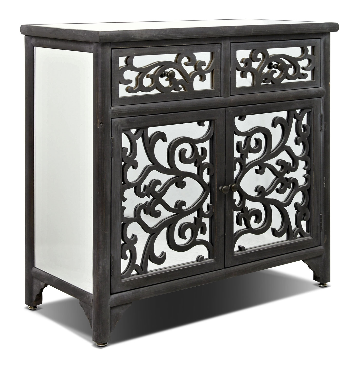 Accent and Occasional Furniture - Orillia Accent Cabinet