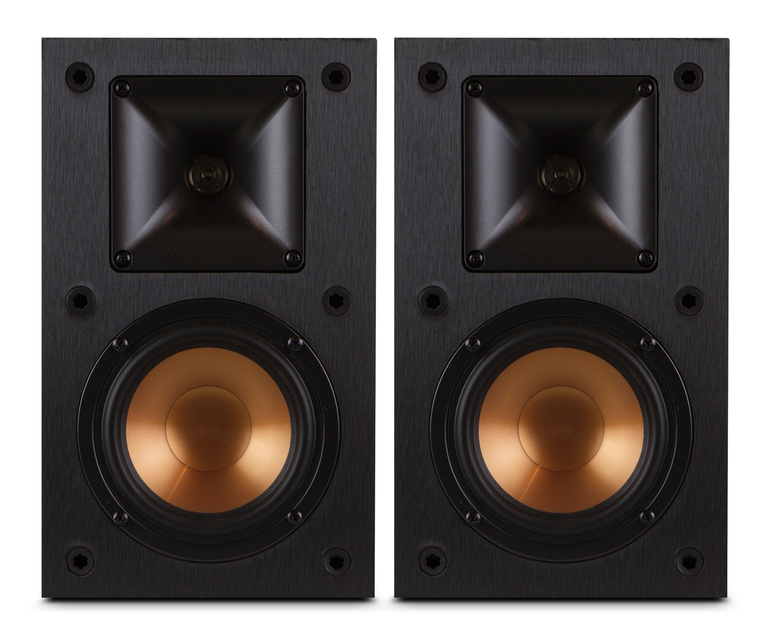 Sound Systems - Klipsch® 200W R-14M Monitor Speaker – Set of 2