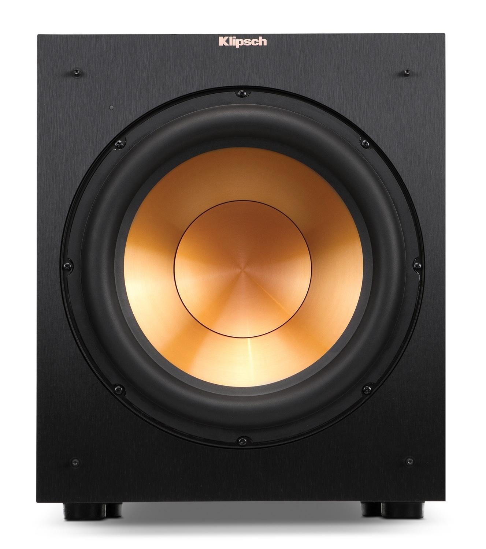 Sound Systems - Klipsch® 300W R-10SW Subwoofer