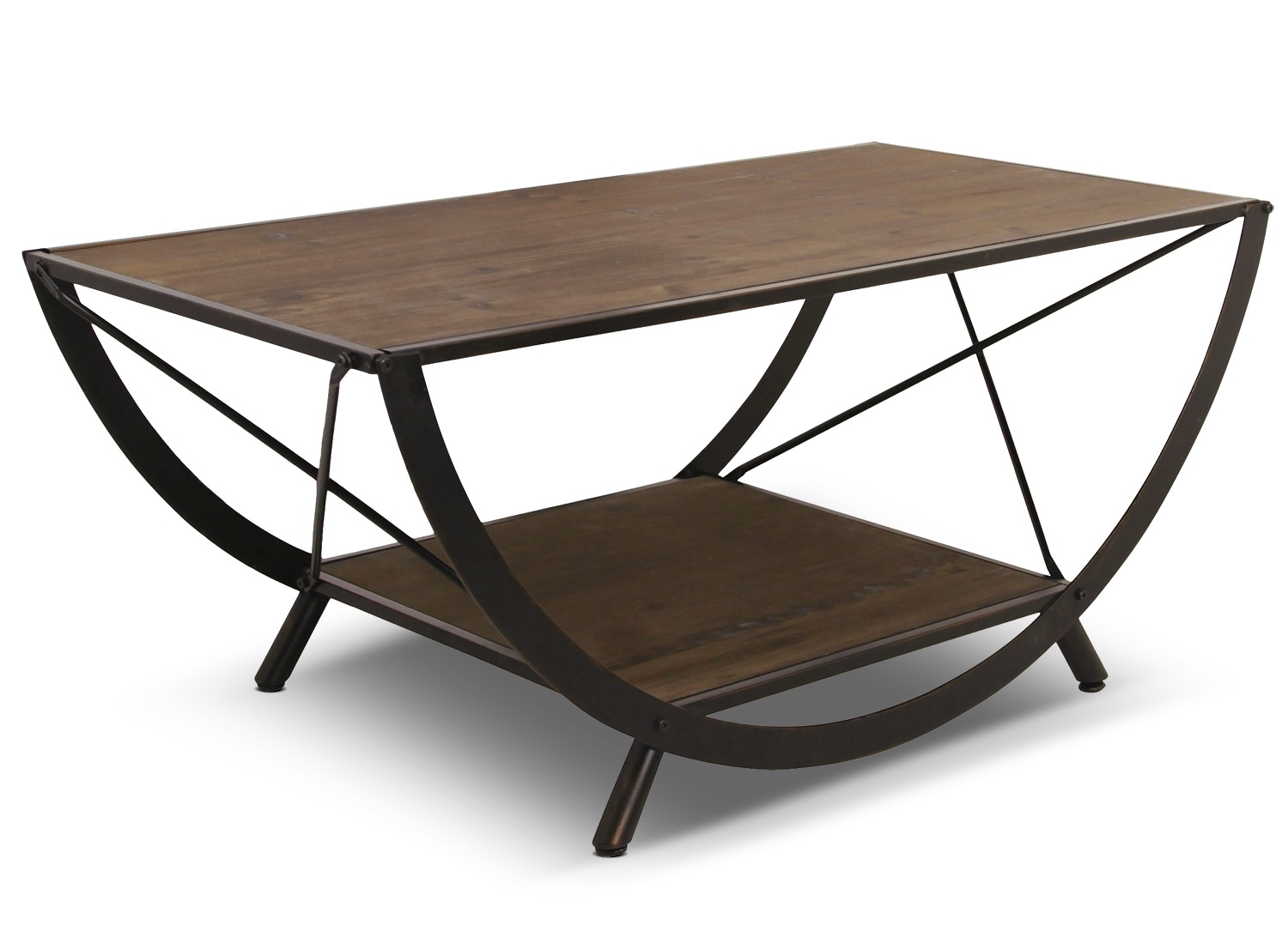 Accent and Occasional Furniture - Santa Monica Coffee Table